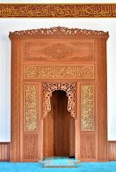 - Antalya Bilim Üniversitesi Camii