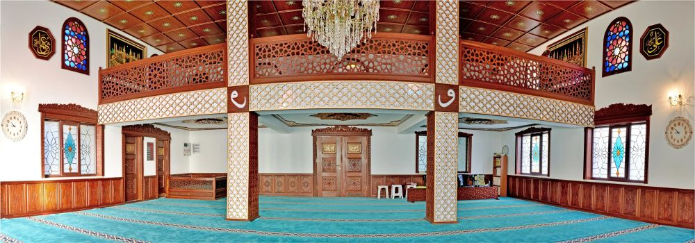 Alanya Eski Hal Camii