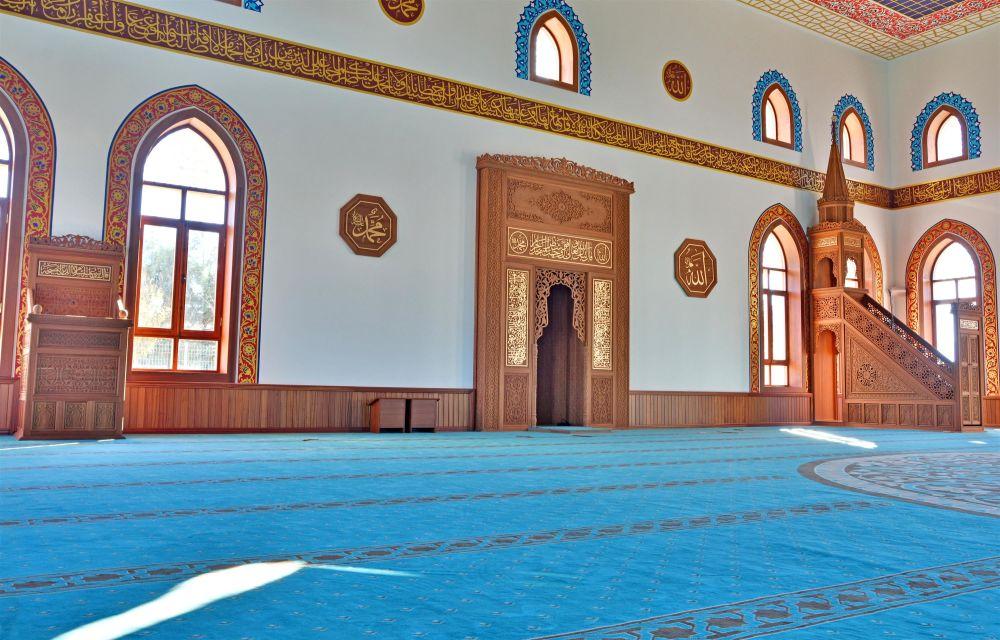 Antalya Bilim Üniversitesi Camii