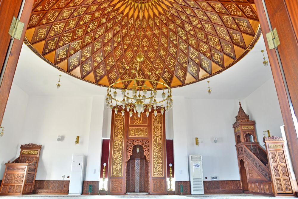 Bursa Mudanya Üçer Camii