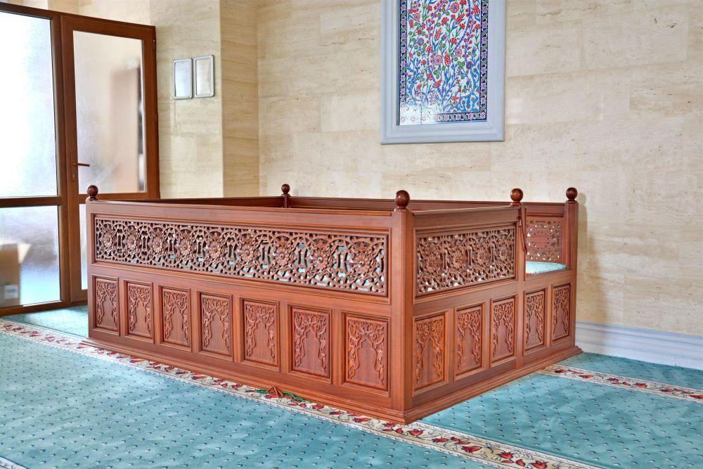 Ankara Ulus Rüzgarlı Fetih Camii