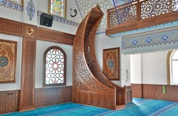 - Eskişehir Ömerfaruk Camii