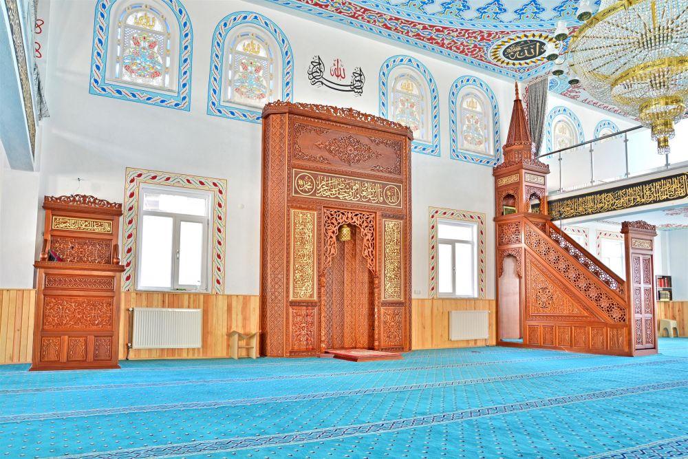 Kayseri Sadi Karslıoğlu Camii