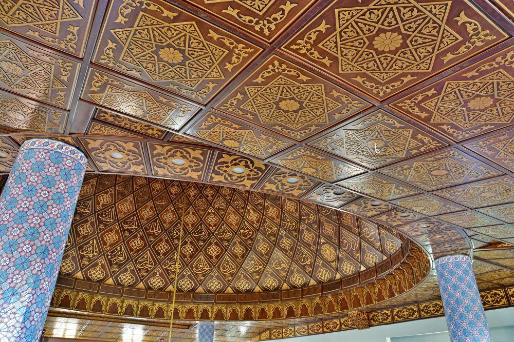Mersin Tarsus Buharalı Abdullah Efendi Camii